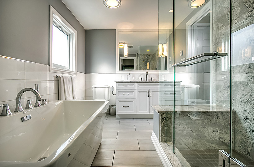 Bathroom Renovations in Ajax