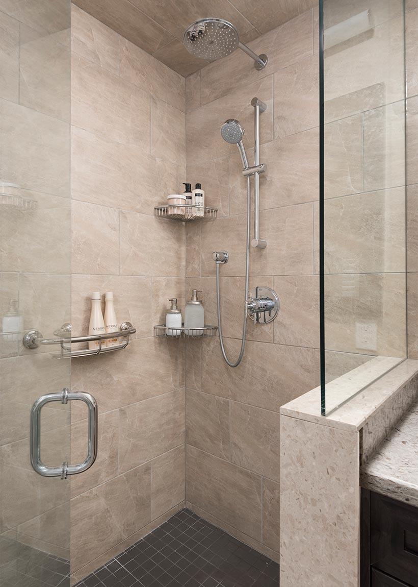 Highbush Trail Bathroom Renovation 1