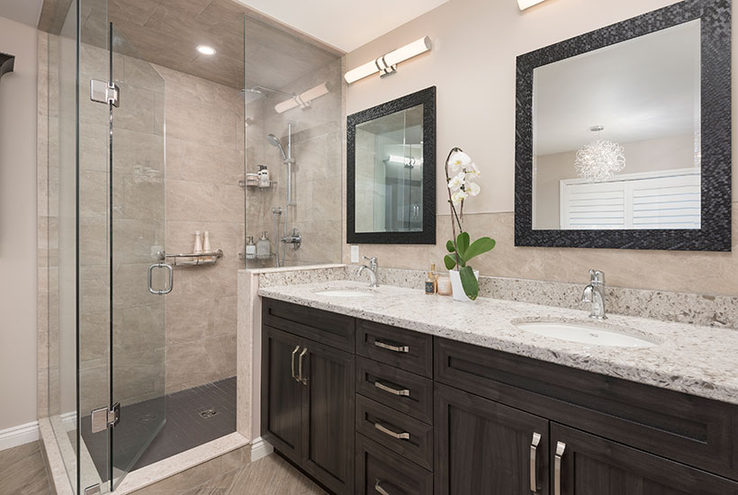 Highbush Trail Bathroom Renovation