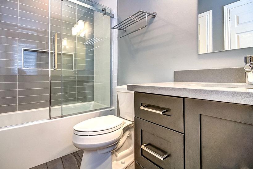 Tamarack Trail Bathroom Renovation 7