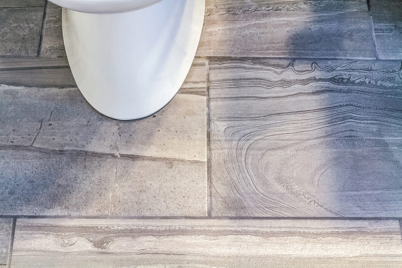 Tamarack Trail Bathroom Renovation