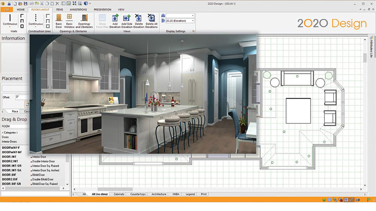 Renovation Design Software