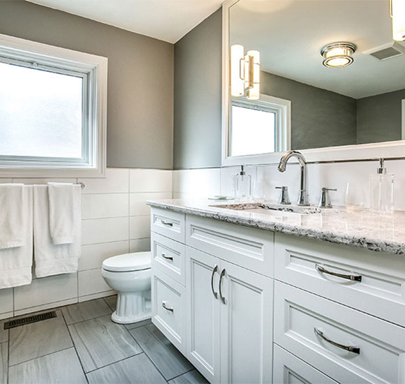 Bathroom Renovation at Delbrook Residence, Toronto