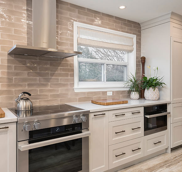 Kitchen Renovation at Sealstone Residence, Toronto