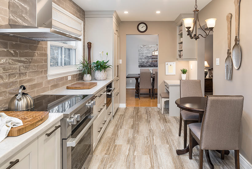 Sealstone Terrace Kitchen Renovation