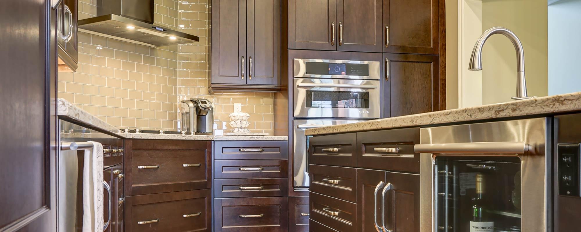 Jessie Court Kitchen, Bath & Home Renovation