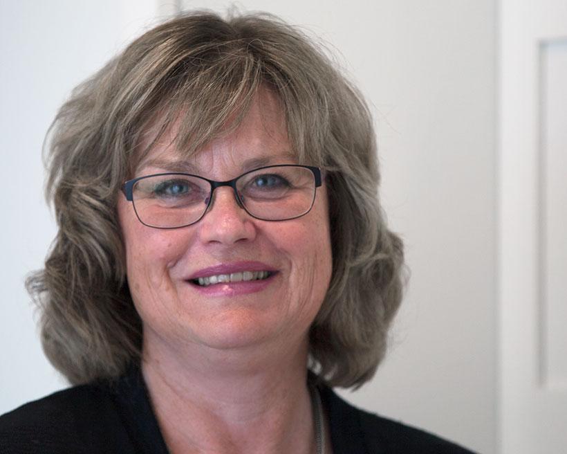 Janet Dawson, Design Consultant at Monarch Kitchen & Bath Centre Limited
