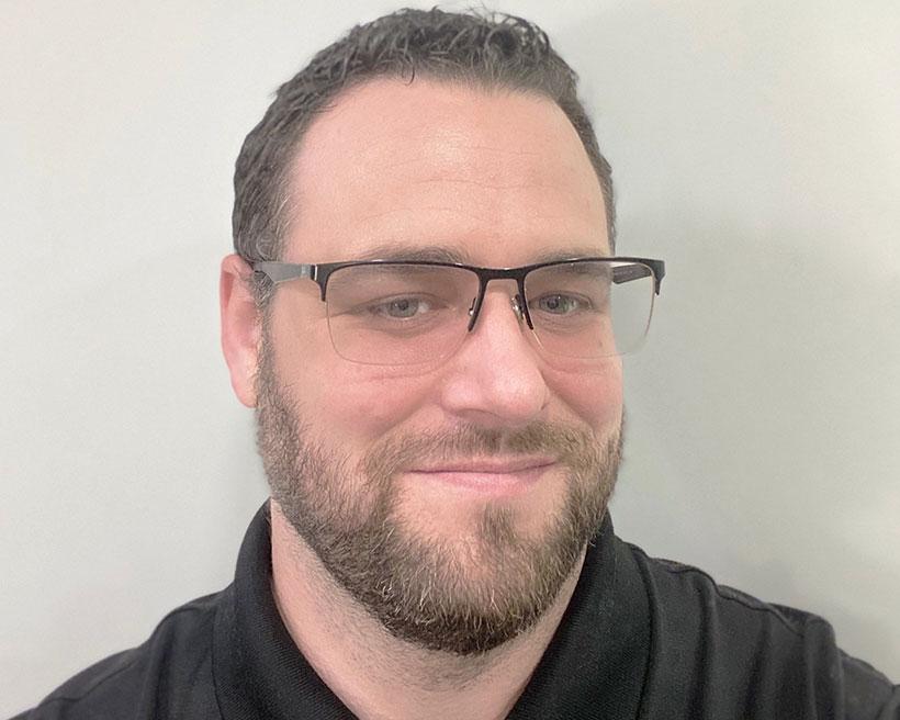 Scott Smith, Project Co-ordinator for Monarch Kitchen, Bath & Home